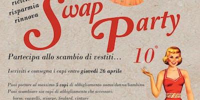 Swap party - scambio di vestiti - Concesio - sabato 28 aprile 2018 09  67bdeb54d0d