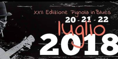 Pignola in Blues 2018