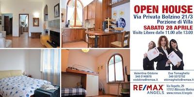 Open House a Varazze, Via Privata Bolzino 21-3