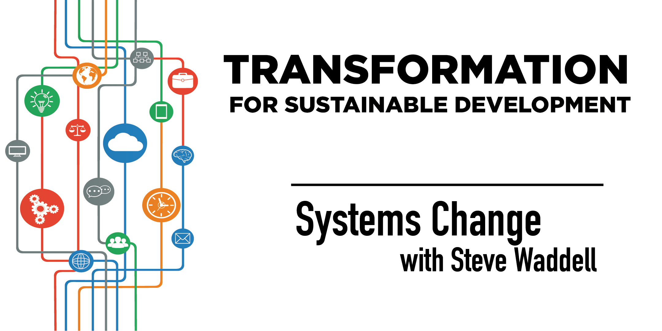Systems Change with Steve Waddell