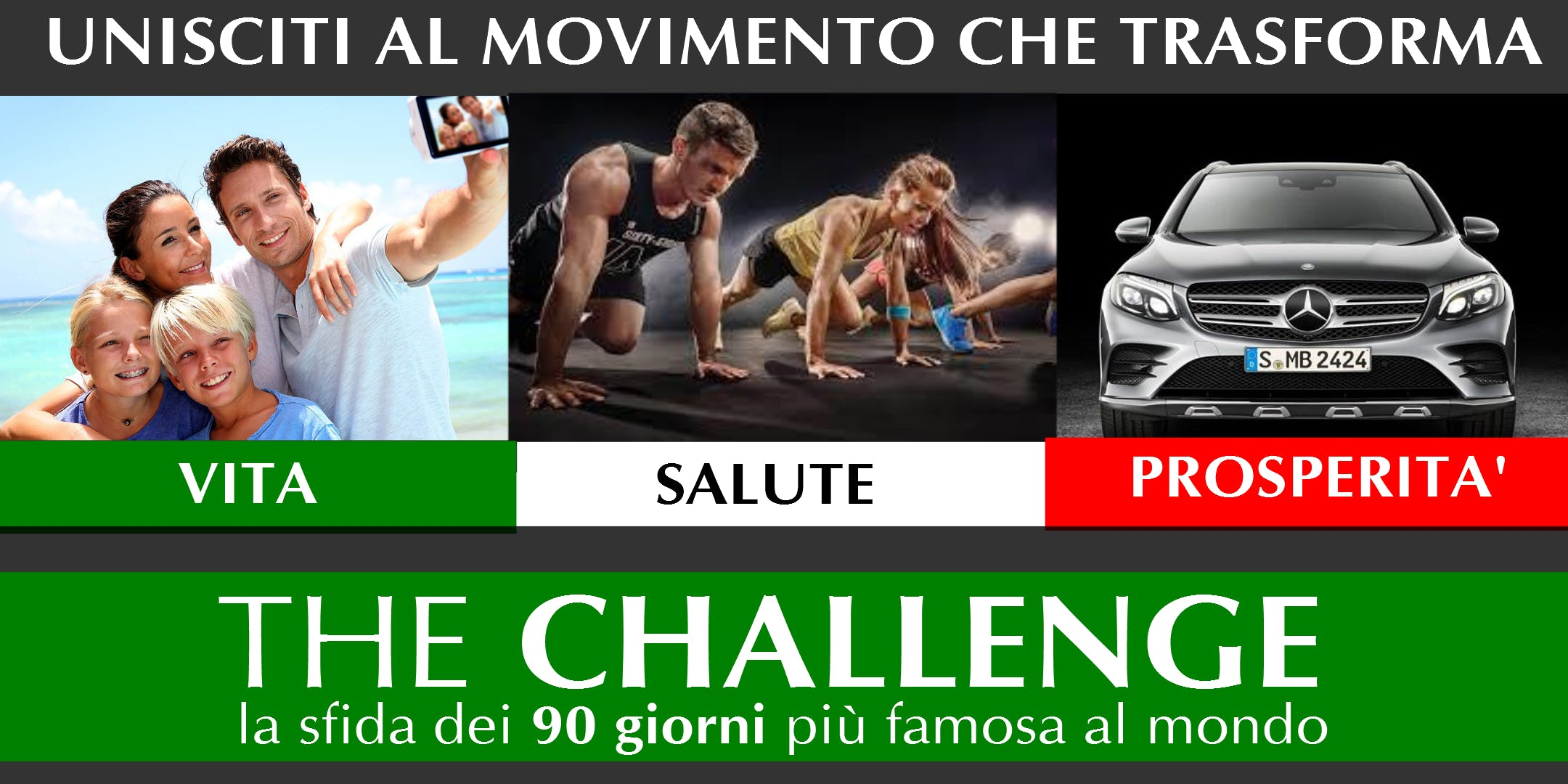 TheCHALLENGE (TO) 26/04/2018