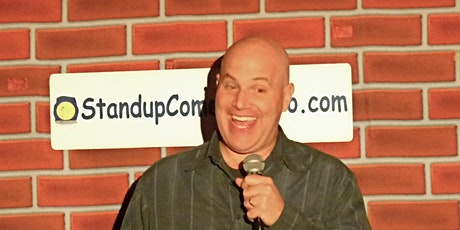Laugh Riot at Home-Live Standup Comedy Saturday Nights from Bethesda,MD tickets