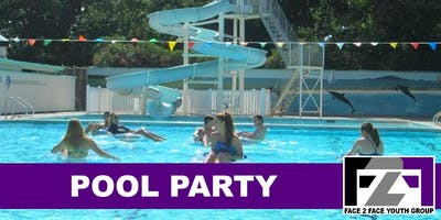 F2FYouthGroup: Pool Party