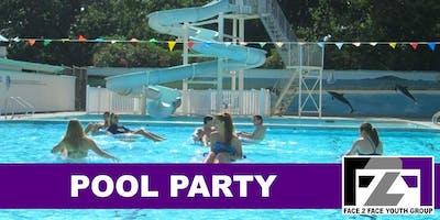 F2FYouthGroup: Pool Party
