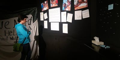 Real Life Exhibit Open House