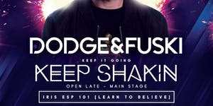 DODGE & FUSKI (Stage 1) | WAX MOTIF (Stage 2) Plus...