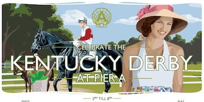 event in New York City: KENTUCKY DERBY AT PIER A