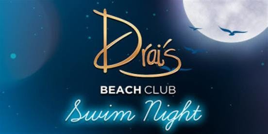 DRAIS - Swim Night - Rooftop Pool Party - July 3