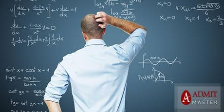 Free GMAT Math Refresher Class (Downtown Toronto) tickets