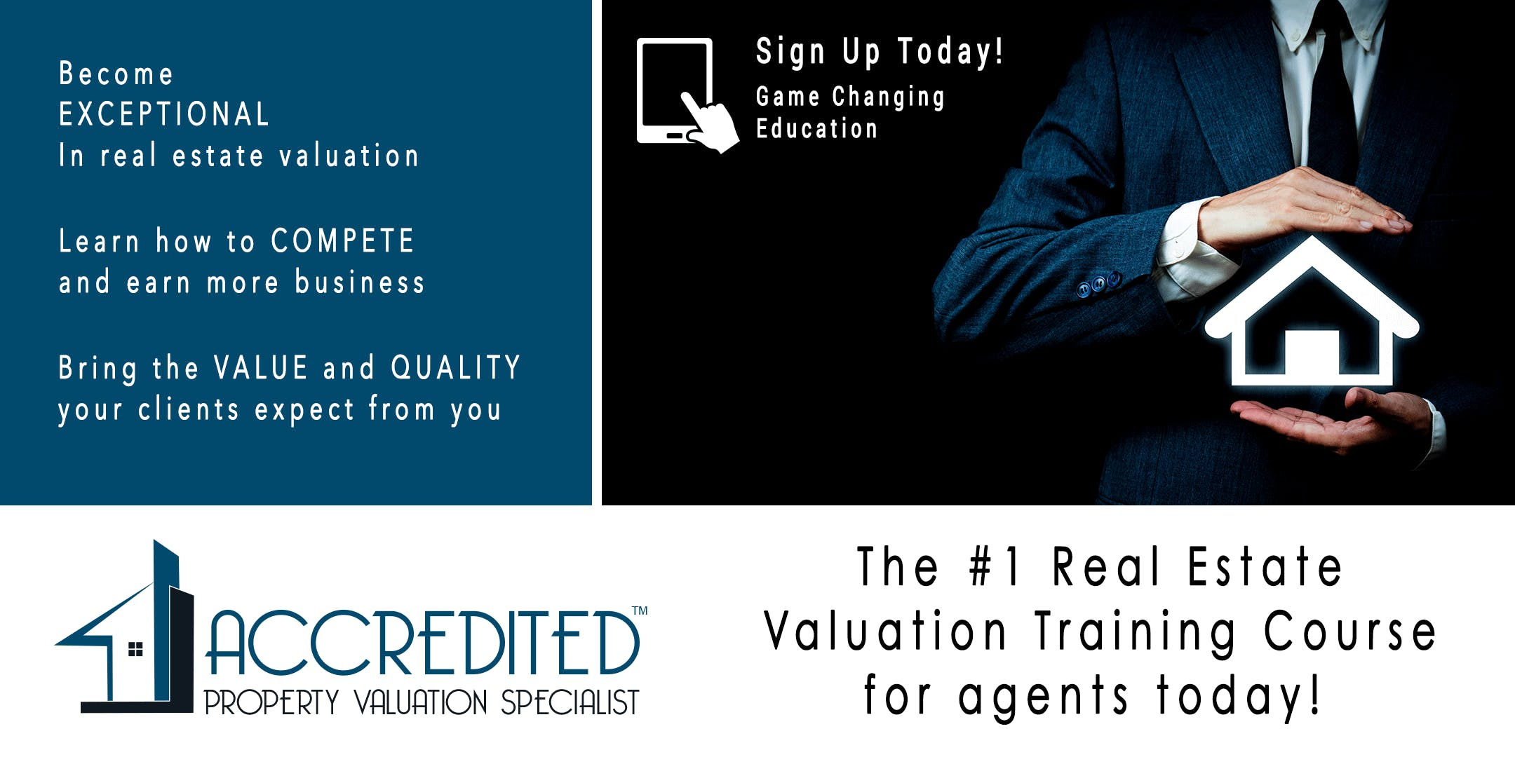 Accredited Property Valuation Specialist Trai