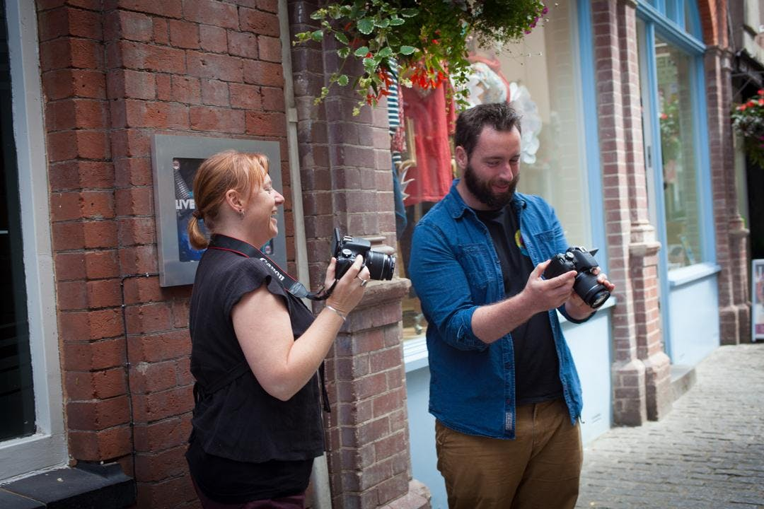 Improvers Photography Workshops (4 week course)