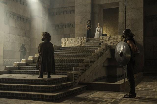 Creating the Visual World of Game of Thrones with Deborah Riley, Production Designer, Game of Thrones