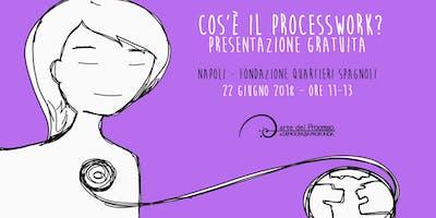 Cos'è il Process work? -  presentazione gratuita della Scuola Italiana di Arte del Processo