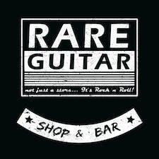 Rare Guitar Bar logo