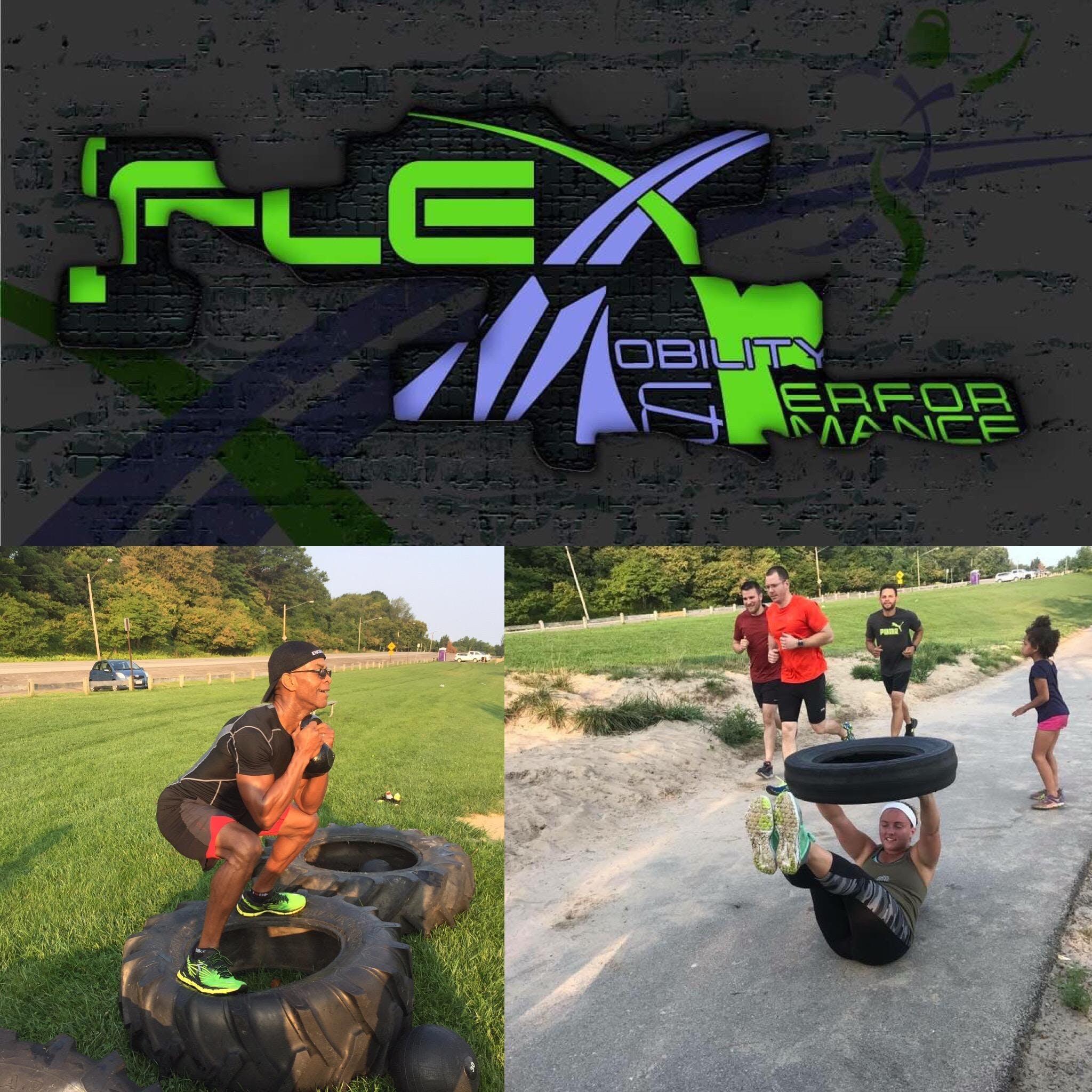Flexxmp's Annual Beach Bootcamp