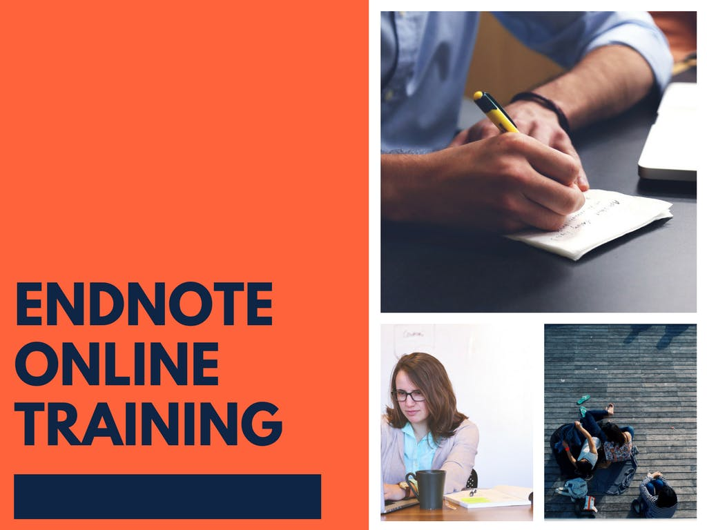 Using Endnote Online for Citing & Referencing
