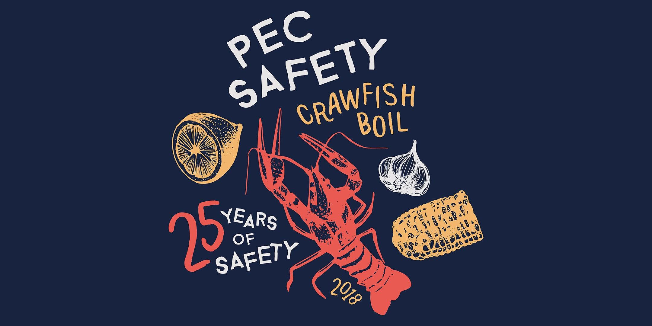T-shirt Order Form - PEC Safety 11th Annual C