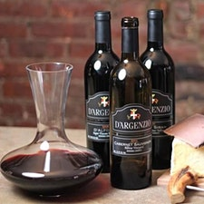 D'Argenzio Winery logo
