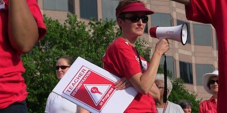 Program 11 - Public Employees Rock!  'Creative Feds' & 'Teacher of the Year' tickets