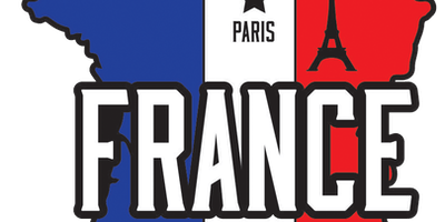 Race Across France 5K, 10K, 13.1, 26.2 Bismarck