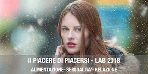 IL PIACERE DI PIACERSI - LAB 2018 Alimentazione,...
