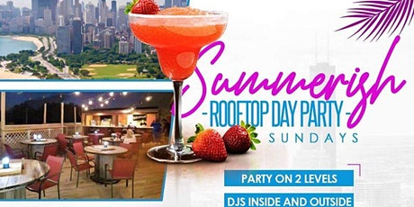 Summerish Roof Top Party tickets