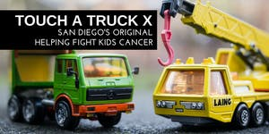 Touch A Truck San Diego 2018