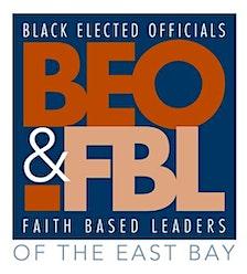 Black Elected Officials & Faith Leaders logo