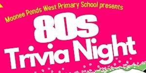 MPWPS 80'sTrivia Night