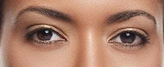 Blickfang Augen- Ein tag mit WOW- Effekt