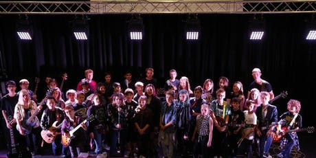 Trial Session at Cleves School Weybridge - Guitar, Bass, Drums, Vocals tickets