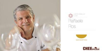 Lezione Stellata CHEFuoriclasse con lo Chef Raffaele Ros
