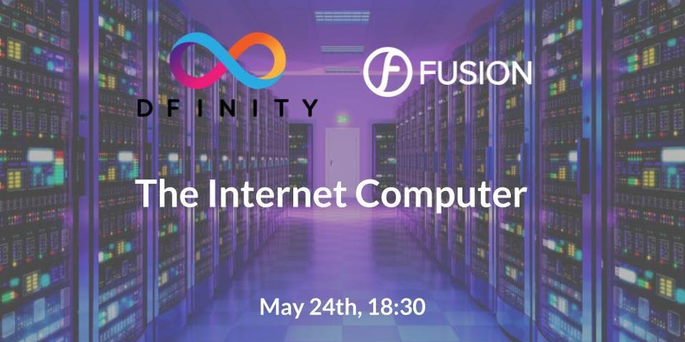 DFINITY – The Internet Computer