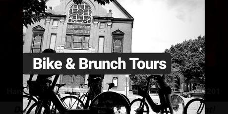 Bike & Brunch Tours: Baltimore! Harbor Loop & Douglass Tour tickets