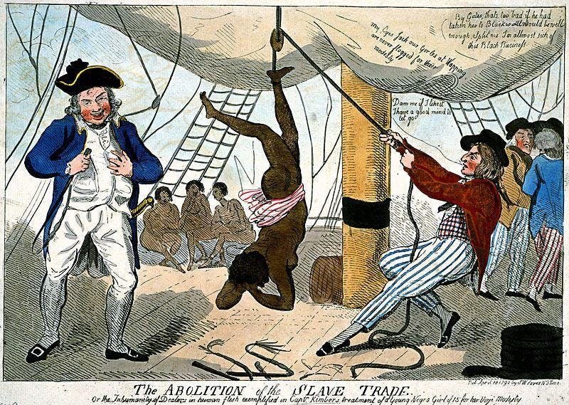 Belfast, Boston, Bristol : Ireland and the African slave trade