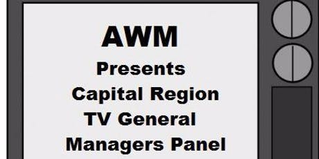 TV General Managers Panel 2019 tickets