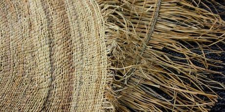Aboriginal Weaving Classes tickets