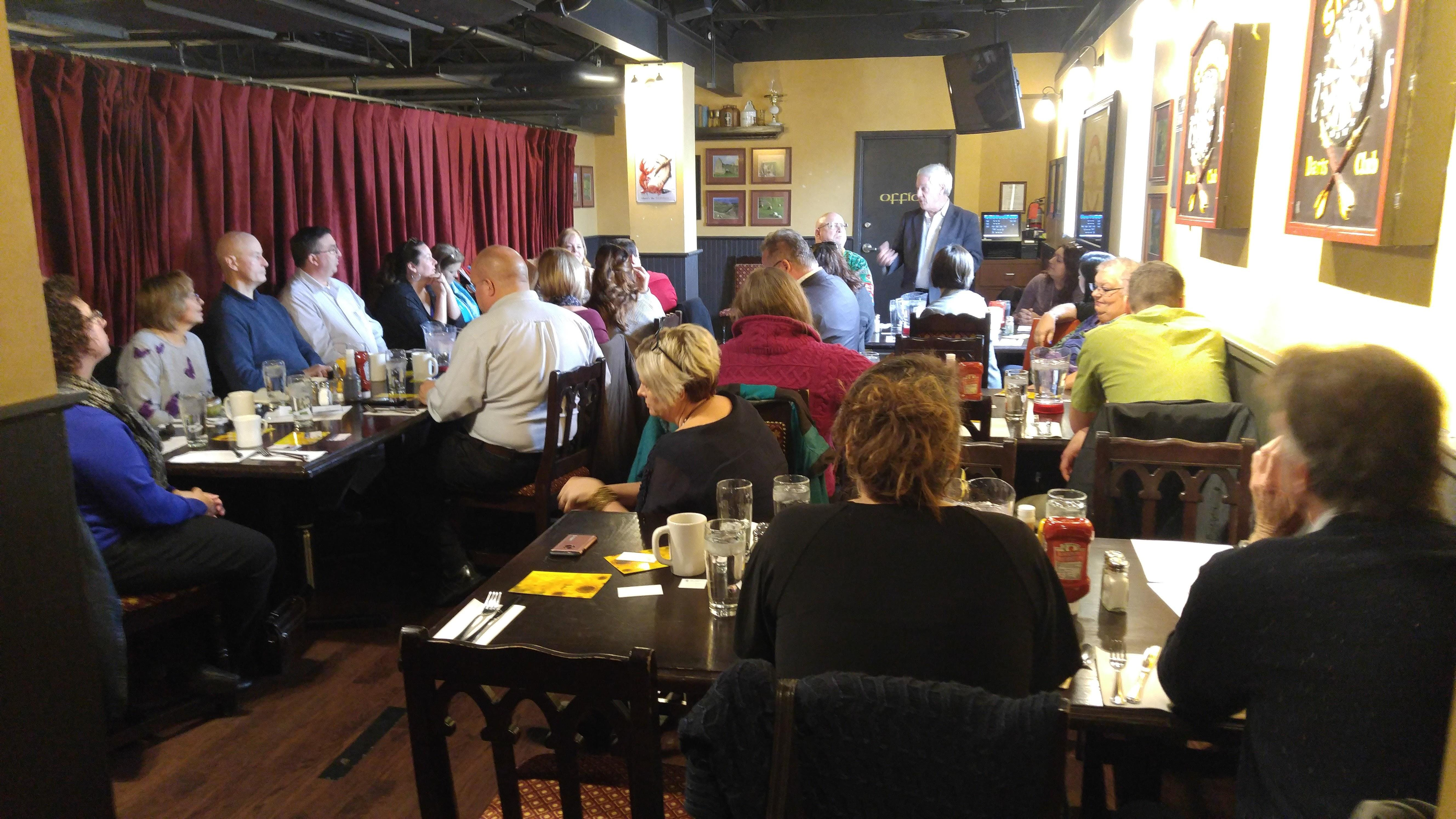 Guelph Business Networking Event 180523