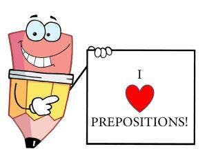 Preposition Preparation Workshop