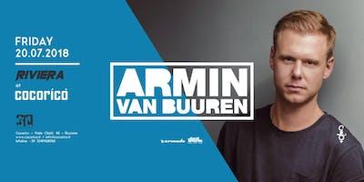 ARMIN VAN BUUREN COCORICO RICCIONE 20 LUGLIO 2018