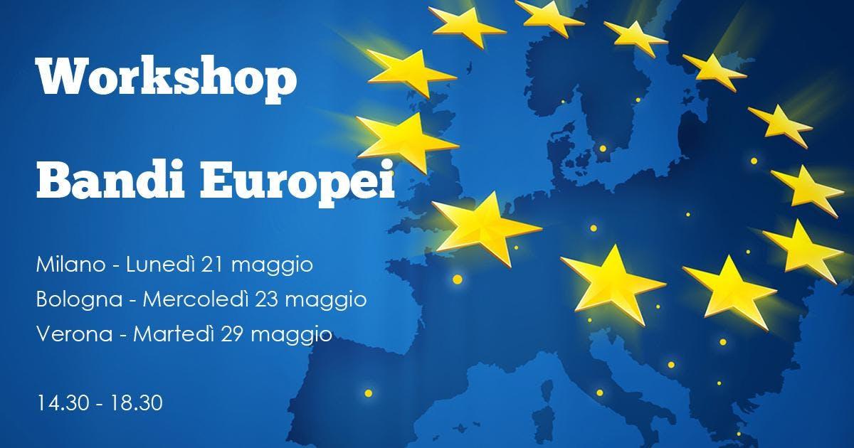 I Finanziamenti Europei per le PMI - Workshop