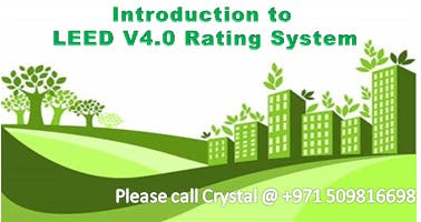 Executive Seminar- Introduction to LEED V4.0