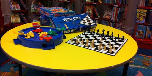 Family Fun - Board Games (Burscough)