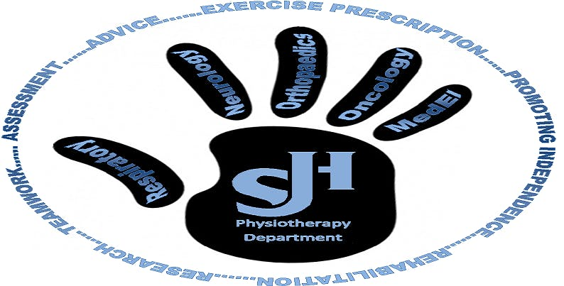 St. James's Hospital Physiotherapy Open Day November 2018