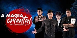 A Magia Oriental 02/06 15:00 - 16:30