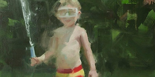 David Shevlino-Painting From Life and From Photos