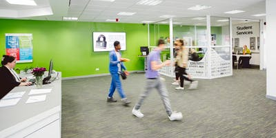 Open Event at South Essex College, Basildon Campus (2018-19)