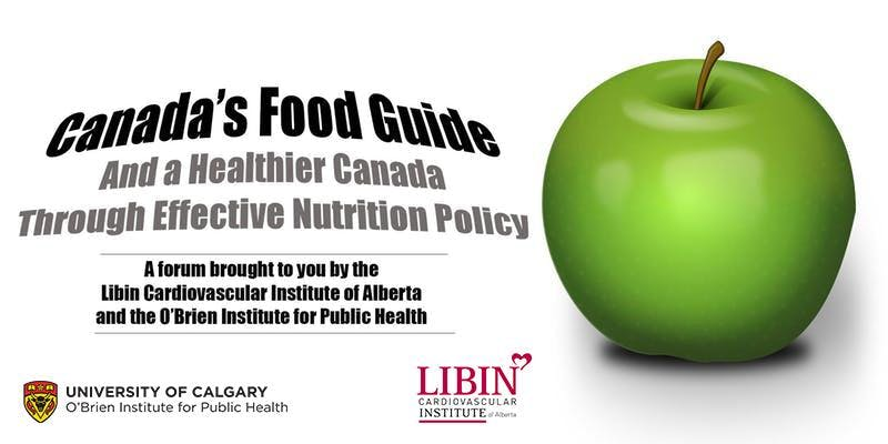 Canada's Food Guide and a Healthier Canada -