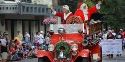 """66th Annual """"Ye Olde Hometown"""" Christmas Parade"""