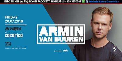Armin Van Buuren Cocoricò Riccione pres. Riviera